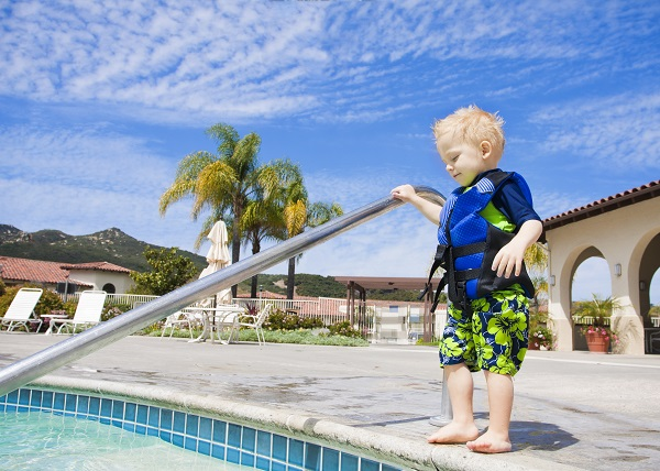 Pool Safety Tips for Young Kids