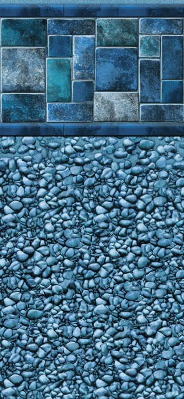 Devonshire Blue Pebble