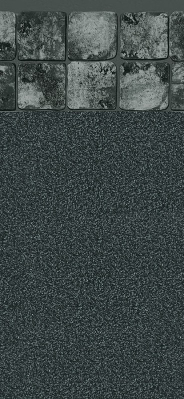 Gray Slate Black Granite
