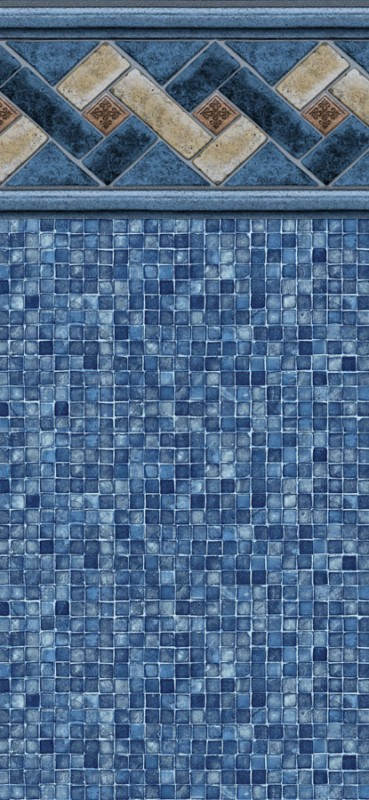 Mountain Top Mosaic